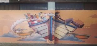 spartaco murales